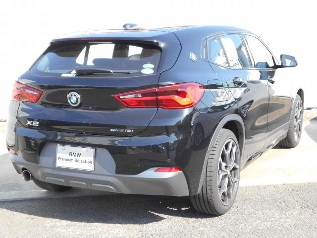 「BMW」「BMW X2」「SUV・クロカン」「愛知県」の中古車4
