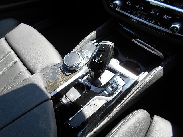 530e Mスポーツアイパフォーマンス2年BPSデモ認定車(11枚目)