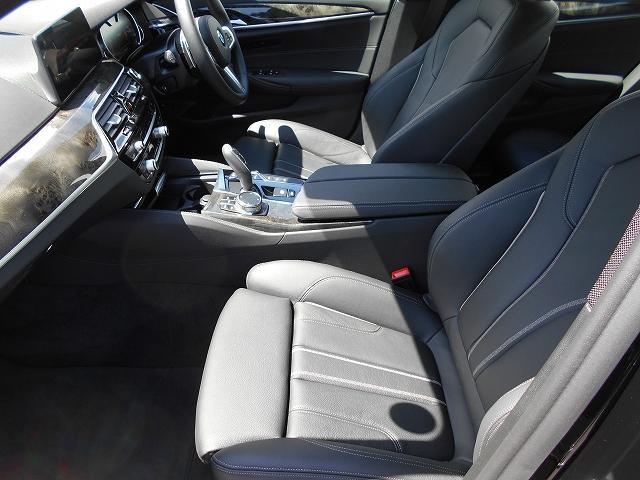 530e Mスポーツアイパフォーマンス2年BPSデモ認定車(12枚目)
