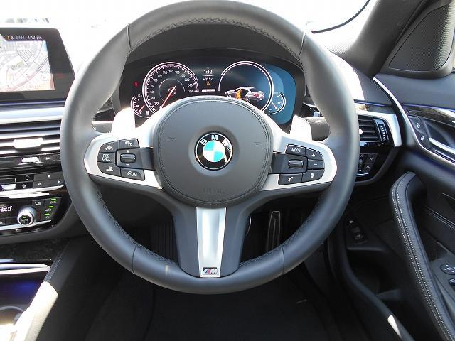 530e Mスポーツアイパフォーマンス2年BPSデモ認定車(16枚目)
