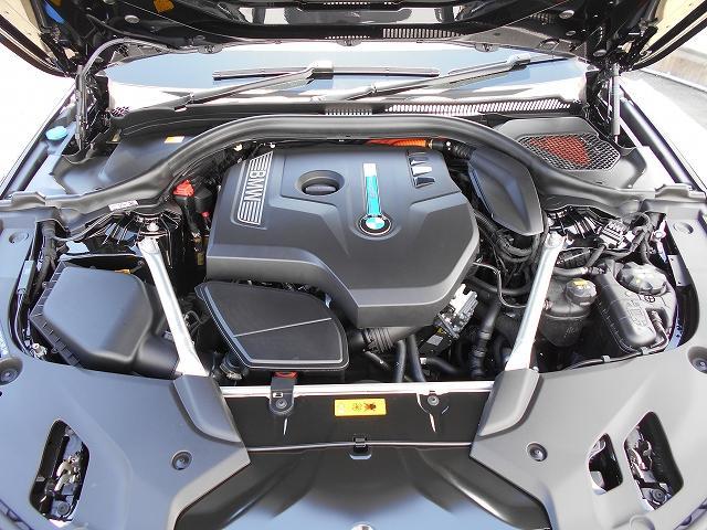 530e Mスポーツアイパフォーマンス2年BPSデモ認定車(17枚目)