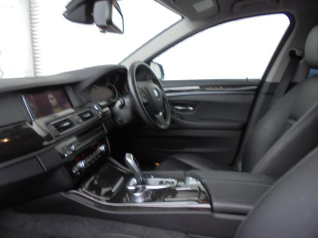 523d ラグジュアリー黒革LEDヘッドACC禁煙認定中古車(12枚目)