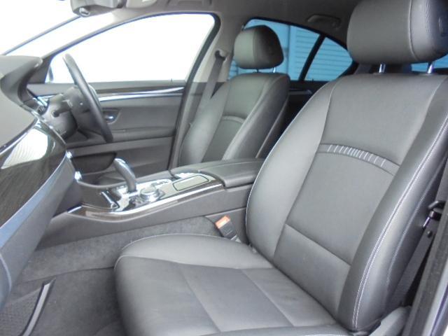 523d ラグジュアリー黒革LEDヘッドACC禁煙認定中古車(14枚目)
