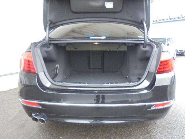 523d ラグジュアリー黒革LEDヘッドACC禁煙認定中古車(18枚目)