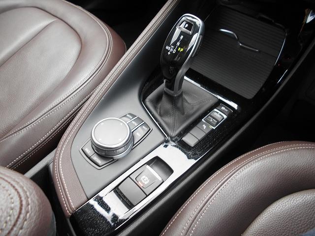 sDrive 18i xライン 18AW茶レザー衝突軽減地デジPDCコンフォートpkgETC 1年AC1オーナー禁煙認定車(10枚目)