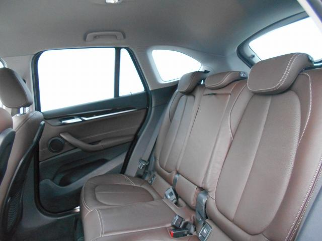 sDrive 18i xライン 18AW茶レザー衝突軽減地デジPDCコンフォートpkgETC 1年AC1オーナー禁煙認定車(13枚目)