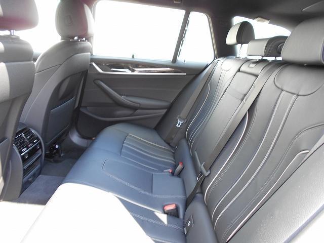 530iツーリング Mスポーツ 19AW黒革ウッドPヘッドUPディスプレイACCデモカー認定中古車(20枚目)