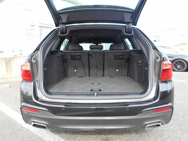 530iツーリング Mスポーツ 19AW黒革ウッドPヘッドUPディスプレイACCデモカー認定中古車(26枚目)
