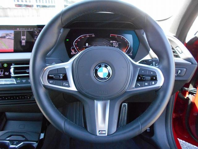 118d Mスポーツ 18AW純正HDDナビゲーションPKG運転席電動シートデモカー認定中古車(9枚目)