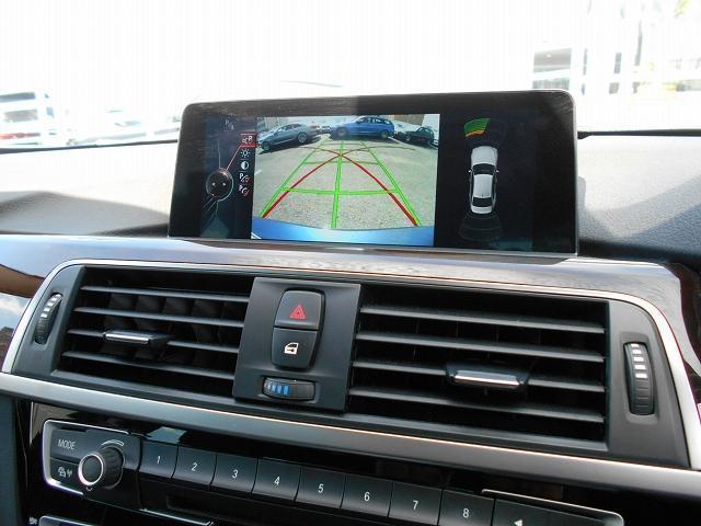 320iラグジュアリー 17AW黒革社外DTV後期8AエンジンACC禁煙1オーナー認定中古車(15枚目)