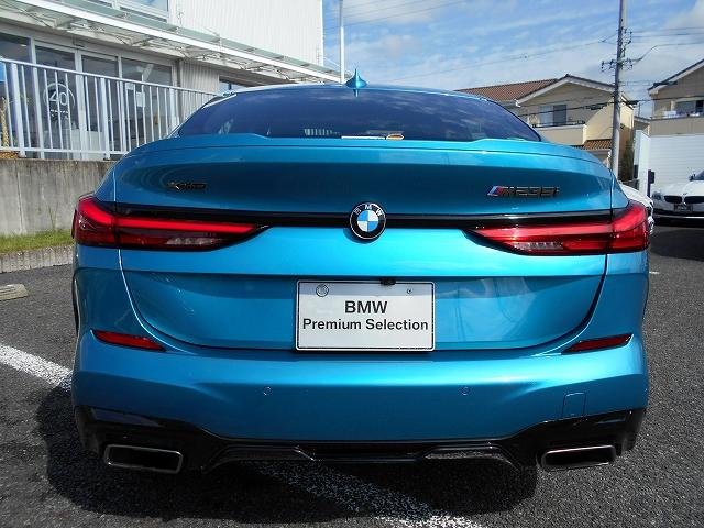 M235i xDriveグランクーペ 18AWデビューPKG電動シートACCデモカー認定中古車(3枚目)
