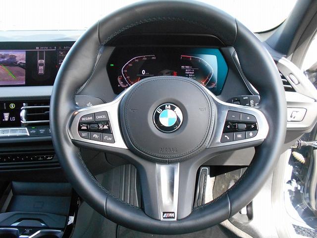 118i Mスポーツ 18AWコンフォートPKG運転席電動シートACCデモカー認定中古車(8枚目)