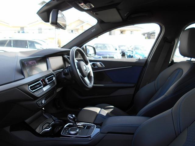 118i Mスポーツ 18AWコンフォートPKG運転席電動シートACCデモカー認定中古車(13枚目)