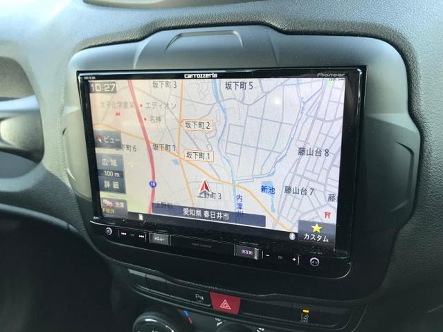 「その他」「クライスラージープ レネゲード」「SUV・クロカン」「愛知県」の中古車16