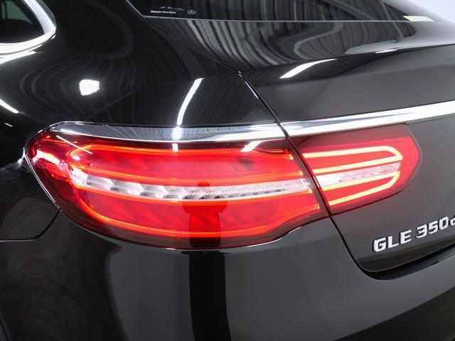 GLE350 d 4マチック クーペ スポーツ 4年保証(9枚目)