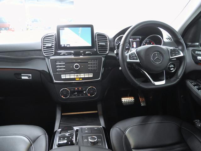 GLE350 d 4マチック スポーツ 4年保証 新車保証(3枚目)