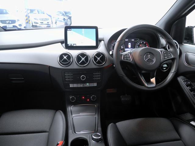 B180 レーダーセーフティパッケージ 4年保証 新車保証(3枚目)
