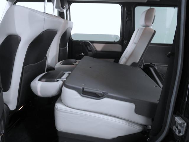 G350 d ラグジュアリーパッケージ 4年保証 新車保証(12枚目)