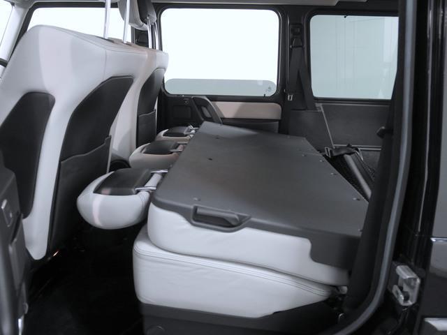 G350 d ラグジュアリーパッケージ 4年保証 新車保証(13枚目)