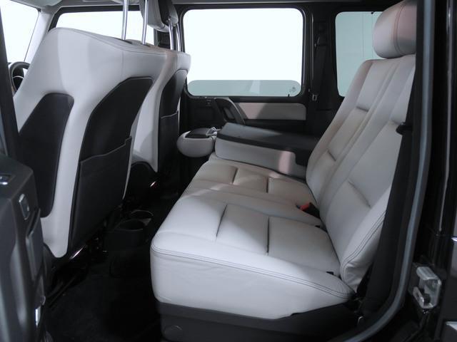 G350 d ラグジュアリーパッケージ 4年保証 新車保証(15枚目)