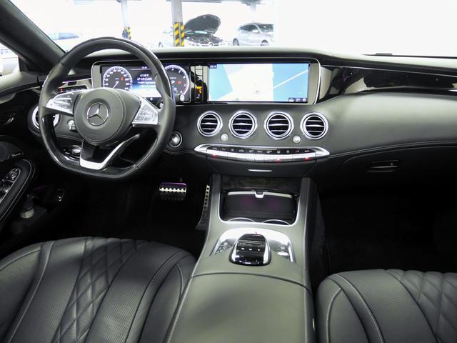 S550 カブリオレ 1年保証 新車保証(3枚目)