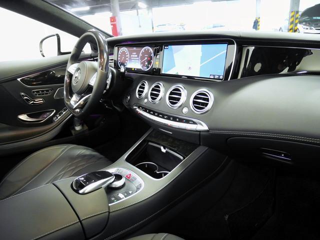 S550 カブリオレ 1年保証 新車保証(4枚目)
