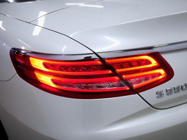 S550 カブリオレ 1年保証 新車保証(7枚目)