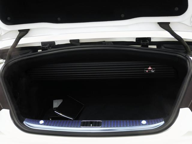 S550 カブリオレ 1年保証 新車保証(8枚目)