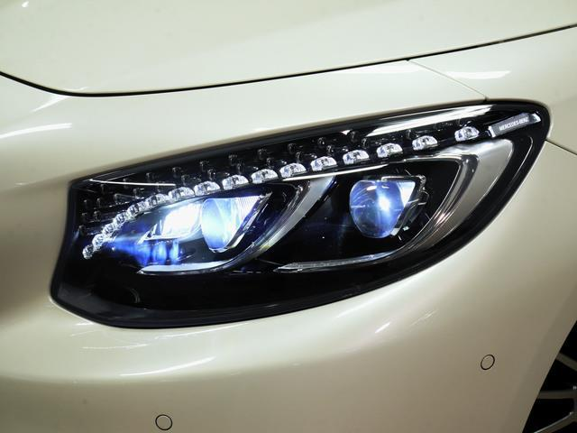 S550 カブリオレ 1年保証 新車保証(11枚目)