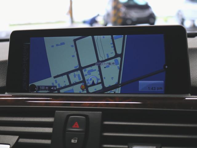 428i Mスポーツ 本革 シートヒーター パワーシート トランクスルー フロアマット HDDナビ マルチ CD ミュージックサーバー 音楽プレーヤー接続 Bluetooth接続 フルセグ DVD再生 ETC(22枚目)