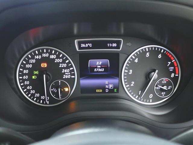 B180 ブルーエフィシェンシー スポーツ 1ヶ月保証 コンビ トランクスルー フロアマット HDDナビ マルチ CD ミュージックサーバー 音楽プレーヤー接続 Bluetooth接続 フルセグ DVD再生 ETC キセノン(23枚目)