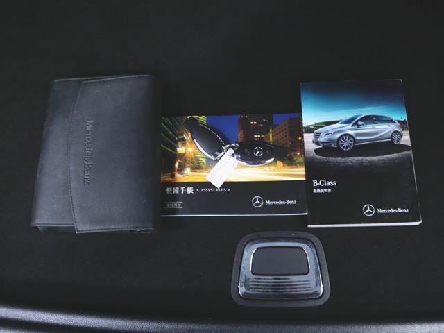 B180 ブルーエフィシェンシー スポーツ 1ヶ月保証 コンビ トランクスルー フロアマット HDDナビ マルチ CD ミュージックサーバー 音楽プレーヤー接続 Bluetooth接続 フルセグ DVD再生 ETC キセノン(30枚目)