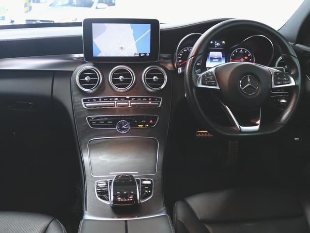 C180 ステーションワゴン スポーツ シートヒーター パワーシート トランクスルー フロアマット HDDナビ マルチ CD ミュージックサーバー 音楽プレーヤー接続 Bluetooth接続 フルセグ DVD再生 ETC(3枚目)