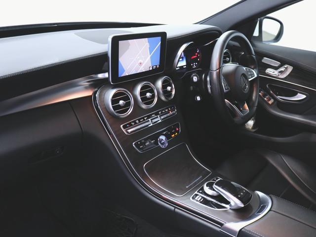 C180 ステーションワゴン スポーツ シートヒーター パワーシート トランクスルー フロアマット HDDナビ マルチ CD ミュージックサーバー 音楽プレーヤー接続 Bluetooth接続 フルセグ DVD再生 ETC(4枚目)