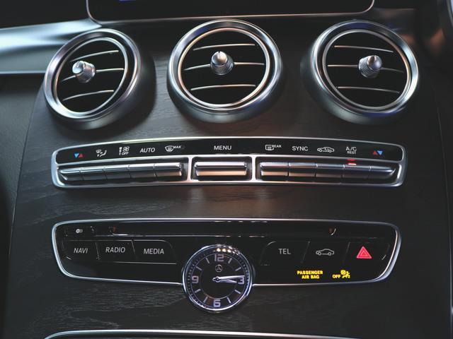 C180 ステーションワゴン スポーツ シートヒーター パワーシート トランクスルー フロアマット HDDナビ マルチ CD ミュージックサーバー 音楽プレーヤー接続 Bluetooth接続 フルセグ DVD再生 ETC(28枚目)