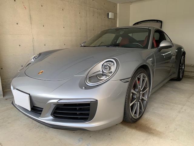911カレラS 991.2 左H スポーツクロノ スポーツエグゾースト(2枚目)