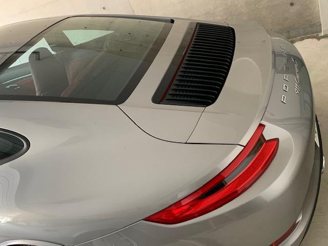 911カレラS 991.2 左H スポーツクロノ スポーツエグゾースト(4枚目)