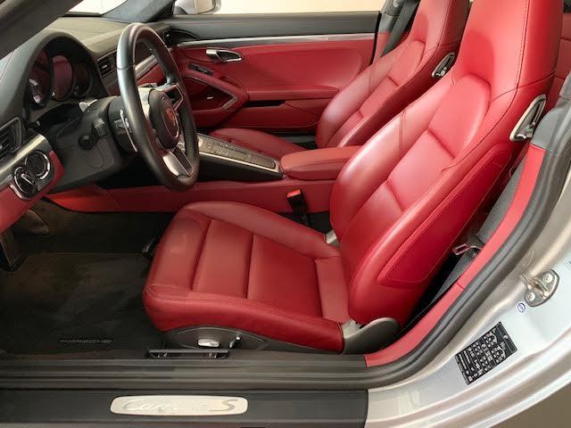 911カレラS 991.2 左H スポーツクロノ スポーツエグゾースト(7枚目)
