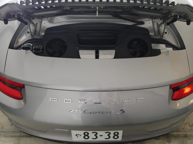 911カレラS 991.2 左H スポーツクロノ スポーツエグゾースト(8枚目)