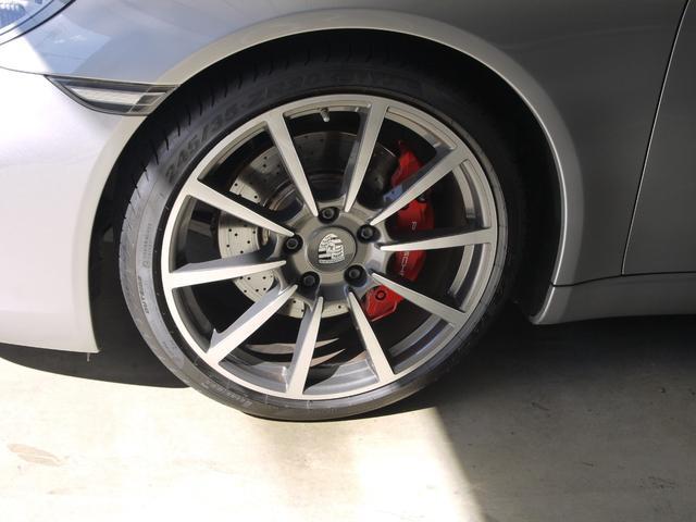 911カレラS 991.2 左H スポーツクロノ スポーツエグゾースト(14枚目)