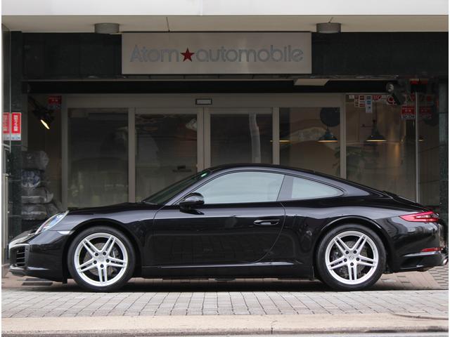 ポルシェ ポルシェ 911カレラ 1オナ ディーラー新車保証継承 PDLS
