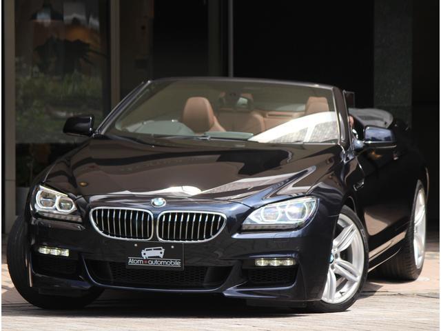 BMW BMW 640iカブリオレ 1オーナー アダプティブLEDヘッド