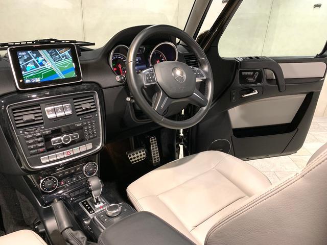 G350d 車検整備付 レアカラー 灰革 ラグジュアリーP(18枚目)