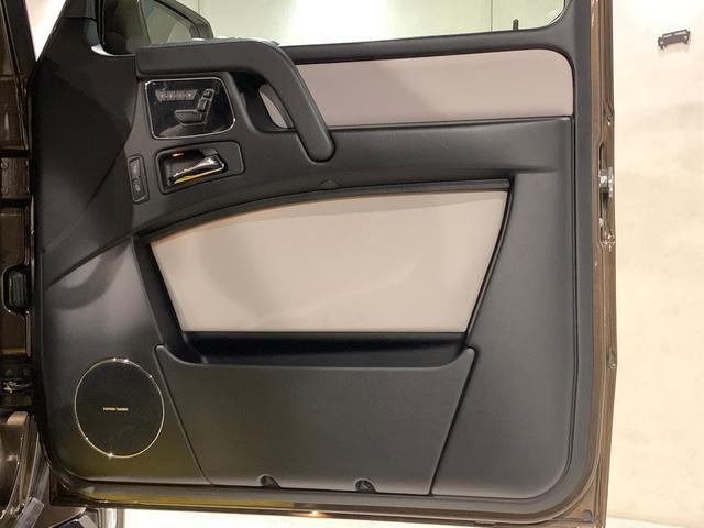 G350d 車検整備付 レアカラー 灰革 ラグジュアリーP(19枚目)