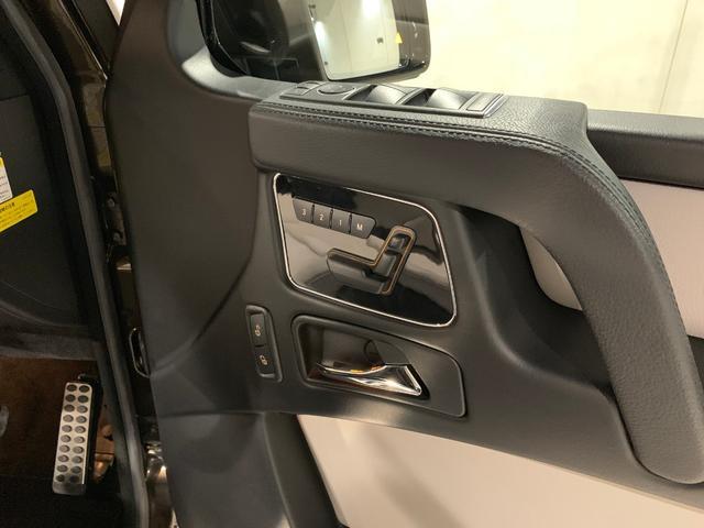 G350d 車検整備付 レアカラー 灰革 ラグジュアリーP(20枚目)
