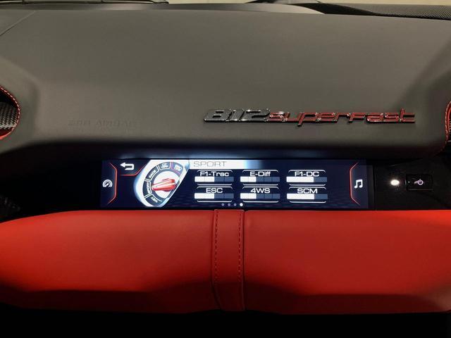 「フェラーリ」「フェラーリ 812スーパーファスト」「クーペ」「愛知県」の中古車45