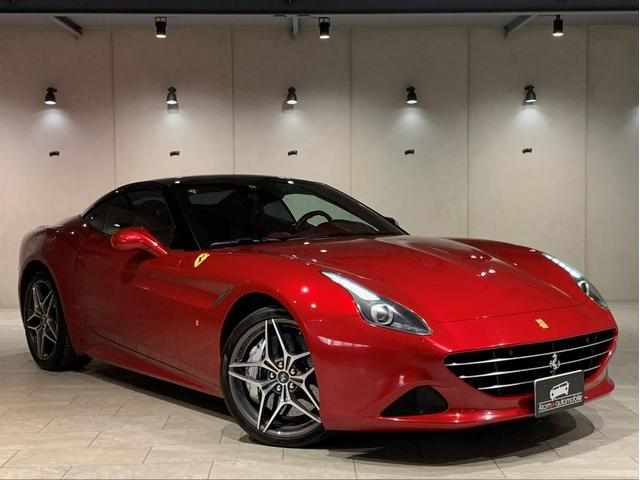 「フェラーリ」「カリフォルニアT」「オープンカー」「愛知県」の中古車4