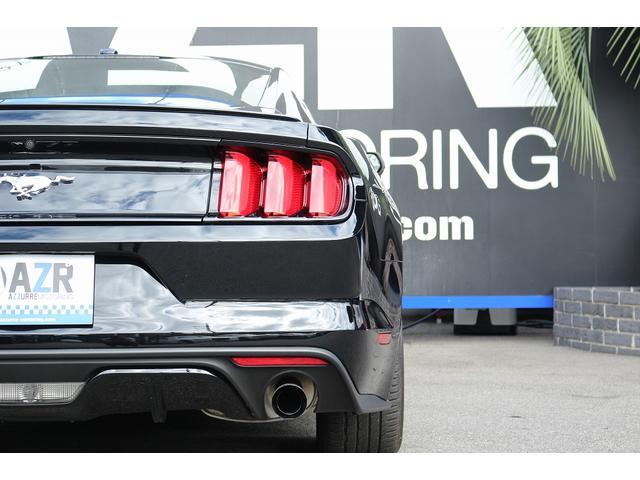 フォード フォード マスタング プレミアム エコブースト  実走行証明書付 日本未登録