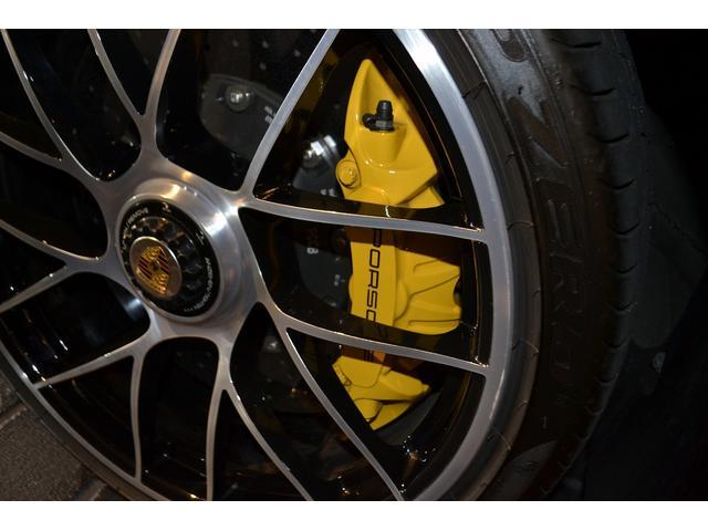 911ターボS スポーツクロノPKG 純正20インチAW(13枚目)