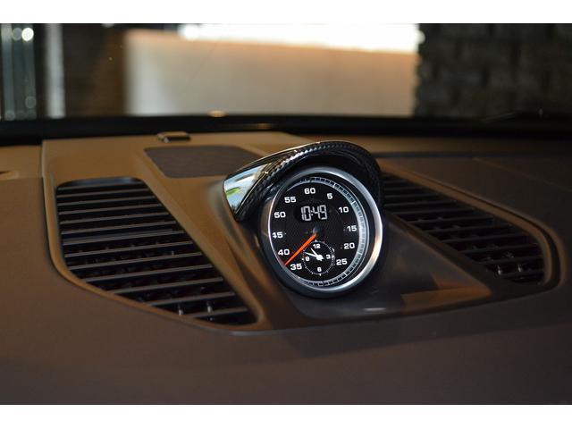 911ターボS スポーツクロノPKG 純正20インチAW(17枚目)